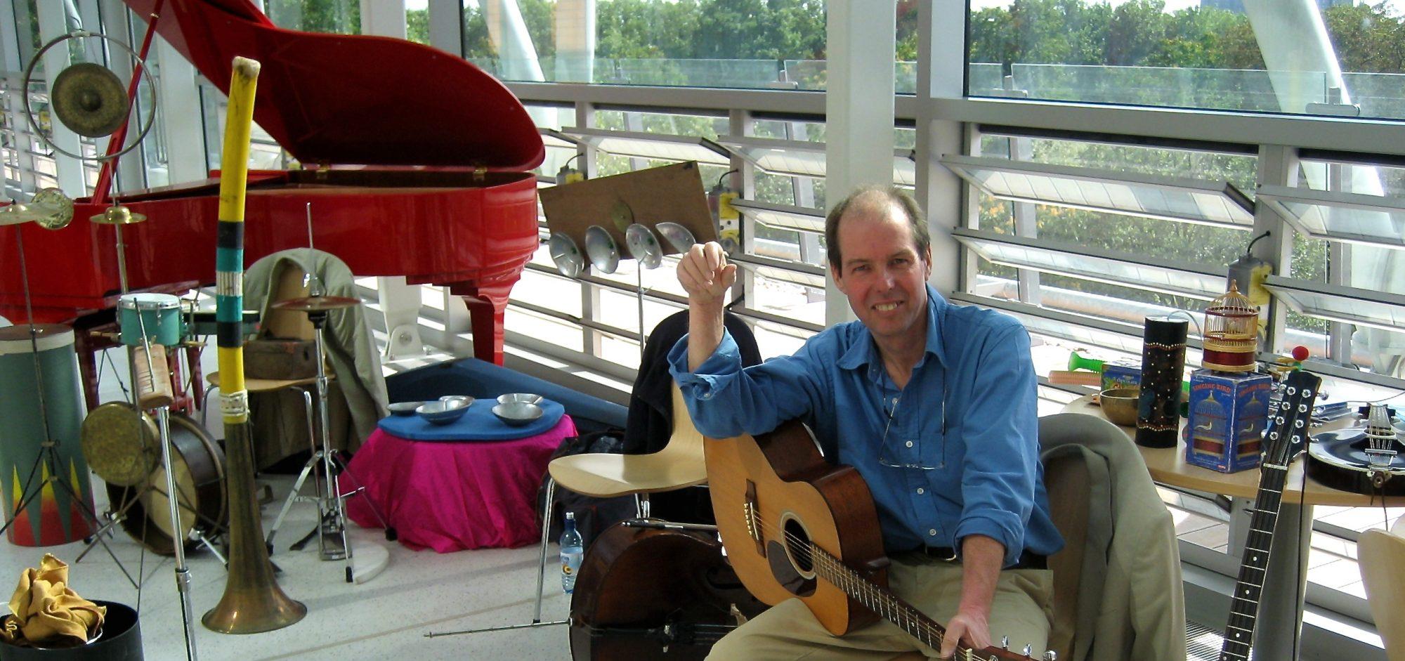 Steve Grocott Music