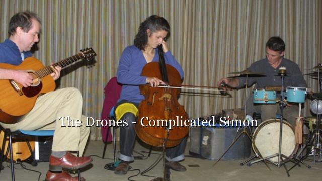 The Drones – Steve Grocott Music